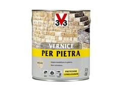 Vernice protettiva e impermeabilizzante per pietraVERNICE PER PIETRA - V33 ITALIA