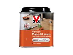 Vernice protettiva per legnoVERNICE PIANO DI LAVORO - V33 ITALIA