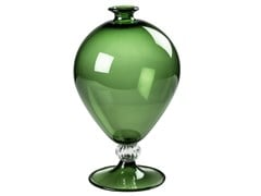 Vaso fatto a mano in vetro soffiatoVERONESE - VENINI
