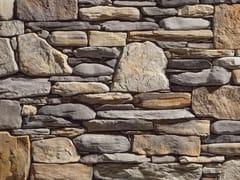 Rivestimento in pietra ricostruitaVERSILIA P86 - GEOPIETRA