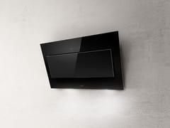 Cappa in vetro a parete con illuminazione integrataVERTIGO - ELICA