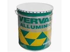 Vernice al solvente per manti impermeabilizzantiVERVAL ALLUMINIO - VALLI ZABBAN