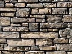 Rivestimento di facciata in pietra ricostruitaVESIO P29 - GEOPIETRA®