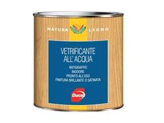 Vernice incolore lucida o satinataVETRIFICANTE ALL'ACQUA - CROMOLOGY ITALIA