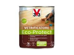 Vernice protettiva per parquetVETRIFICATORE ECO-PROTECT - V33 ITALIA