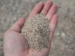 VAGA, VG17FS - mm 0,6÷1,6 Sabbia di fiume