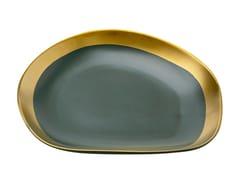 Piatto da portata in ceramicaVIBRATIONS   Piatto da portata - KARE-DESIGN