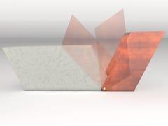 Manufatti Viscio, VICEVERSA V6/V7/V8/V9 Seduta da esterni in pietra ricostruita