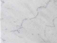 Pavimento/rivestimento in marmo VIENNA CARRARA - Trame di Pietra