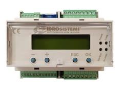 Sistema di controllo per impianto di climatizzazioneVIEW - ELECTRIC DESIGN - IDROSISTEMI