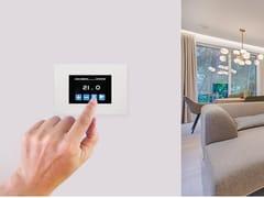 IDROSISTEMI, VIEW - ELECTRIC DESIGN Sistema di controllo per impianto di climatizzazione