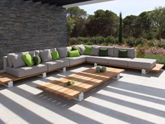 Royal Botania, VIGOR LOUNGE Lounge set da giardino