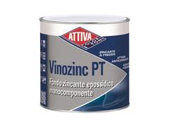 Fondo zincante epossidico monocomponenteVINOZINC PT - ATTIVA