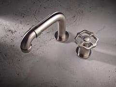Miscelatore per lavabo a 2 fori da piano VINTAGE | Miscelatore per lavabo a 2 fori - Vintage