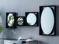 Specchio in legno con cornice da pareteVIP | Specchio - ADRIANI E ROSSI EDIZIONI