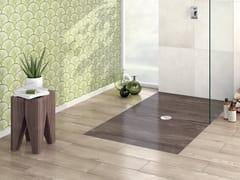 Piatto doccia rettangolare in ceramicaVIPRINT – Inspired by Tiles - VILLEROY & BOCH