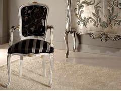 Sedia in tessuto con braccioliVIRGILIO | Sedia con braccioli - ARVESTYLE