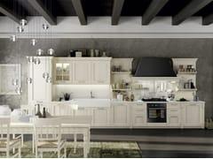 Cucina componibile laccata lineareVIRGINIA - ARREDO 3