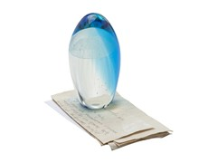 Fermacarte VISIBLE JELLYFISH MIRACLE BLUE -