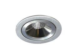 Faretto a LED orientabile in alluminio da incasso VISIO 6W -