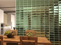 Seves Glassblock, VISTABRIK Mattone di vetro