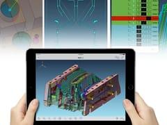 Realtà aumentata per procedure di ispezione e progettazioneVISUAL INSPECT - CAM2 - GRUPPO FARO