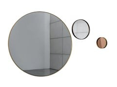 Specchio rotondo da parete VISUAL ROUND - Visual