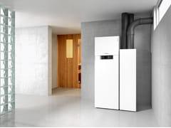 Pompa di calore ad aria/acquaVITOCAL 222-S - VIESSMANN
