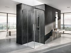 DUSCHOLUX, VIVA | Box doccia con porta scorrevole  Box doccia con porta scorrevole