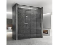 Box doccia a nicchia con porta scorrevoleVIVA | Box doccia a nicchia - DUSCHOLUX