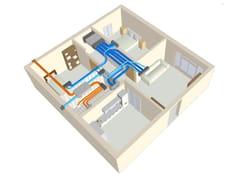Rossato Group, VMC CLIMA Sistema di ventilazione meccanica controllata
