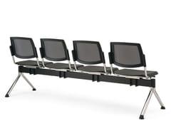 Seduta su barra a pavimentoVOLÉE NET PLASTIC | Seduta su barra - DIEMMEBI