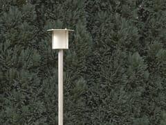 Lampione da giardino in acciaio inoxVOLCANO FL - BEL-LIGHTING