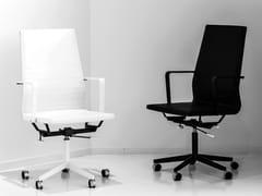 Sedia ufficio ad altezza regolabile a 5 razze con ruoteVVD | Sedia ufficio - BULO