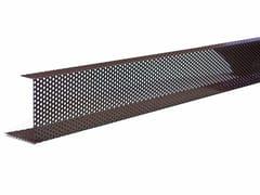 BIN SISTEMI, Listelli di ventilazione Griglie parapassero di ventilazione