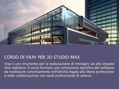 Corso di Vray per 3d Studio Max