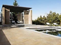 Pavimento/rivestimento in gres porcellanato effetto pietraWALKS/1.0 | Beige - FLOOR GRES FLORIM SPA