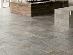 Floor Gres, WALKS 1.0 Pavimento/rivestimento in gres porcellanato per interni ed esterni