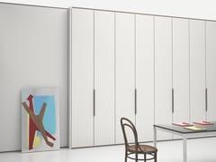 Parete mobile in legno per ufficioWALL SYSTEM | Parete mobile in legno - MANERBA