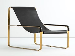 Chaise longue in cuoioWANDERLUST | Chaise longue - JOVER+VALLS