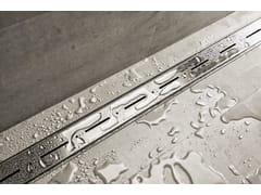 Scarico per doccia in acciaio inoxWATERSTOP MORSE - EASY SANITARY SOLUTIONS