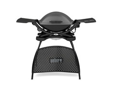 Barbecue elettrico WEBER Q 2400 STAND - WEBER STEPHEN PRODUCTS ITALIA