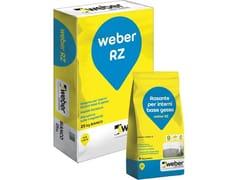 Saint-Gobain - Weber, WEBER RZ Rasante per intonaco