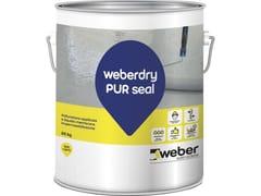 Saint-Gobain Weber, WEBERDRY PUR SEAL Membrana liquida poliuretanica monocomponente