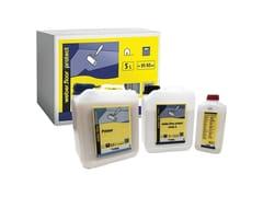 Protettivo bi-componente poliuretanicoWEBERFLOOR PROTECT - SAINT-GOBAIN WEBER