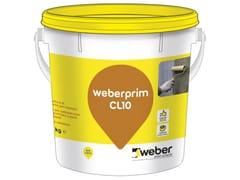 Promotore di adesione a base di resineWEBERPRIM CL10 - SAINT-GOBAIN WEBER