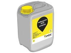 Incapsulante per cemento amiantoWEBERPRIM PF15 AMIANTO - SAINT-GOBAIN WEBER