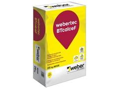 Malta strutturaleWEBERTEC BTCALCEF - SAINT-GOBAIN WEBER