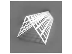 Angolo preformato in fibra di vetroWEBERTEC PARASPIGOLO - SAINT-GOBAIN WEBER