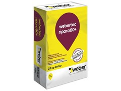 Malta tixotropica a presa normale per ripristinoWEBERTEC RIPARA60+ - SAINT-GOBAIN WEBER